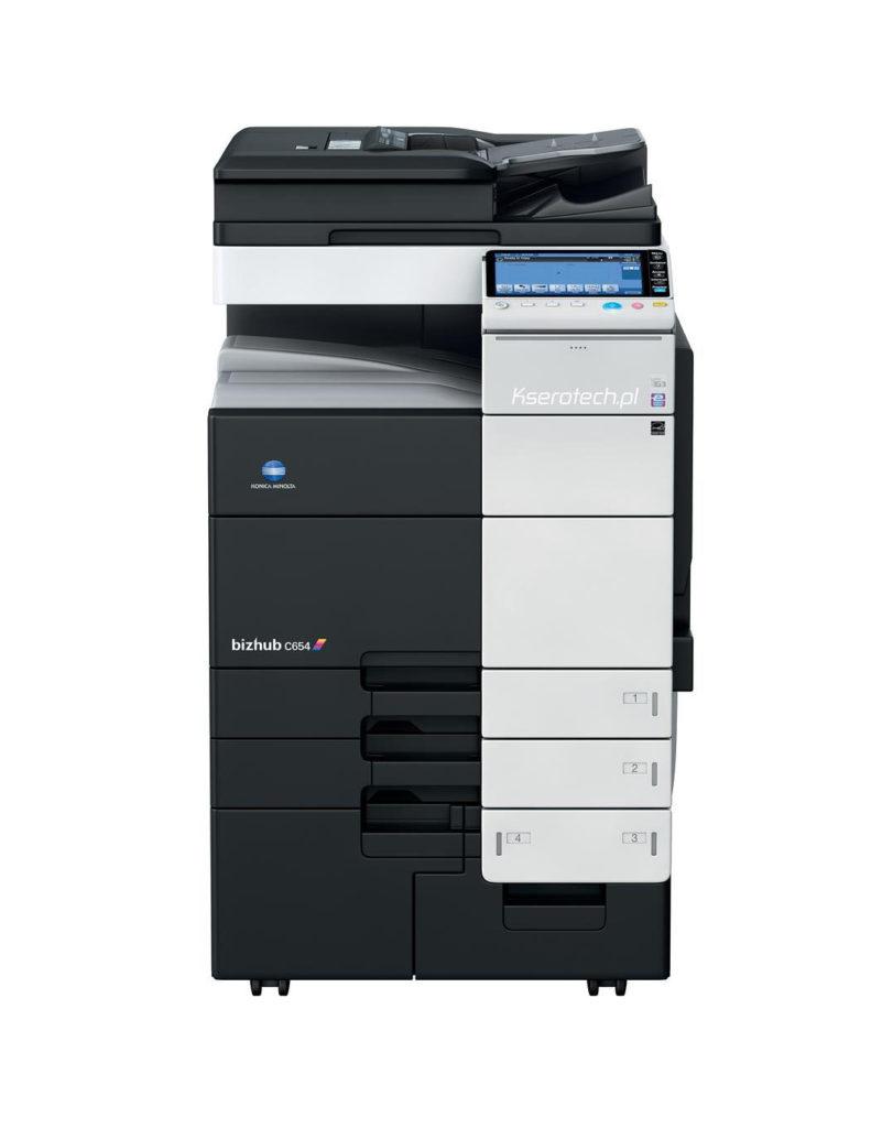 wydajna kserokopiarka dla dużego biura projektowego
