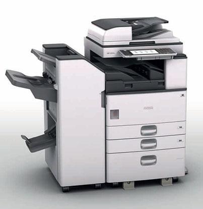 czarno biała kserokopiarka z gwarancją ksertech