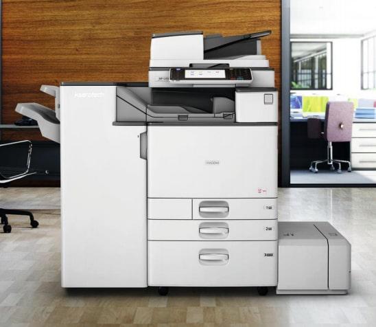 ekonomiczne urządzenie dla pracowni oraz biur Ricoh mp c4503